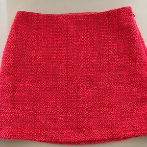 Gap kids tweed mini skirt size 12 plus